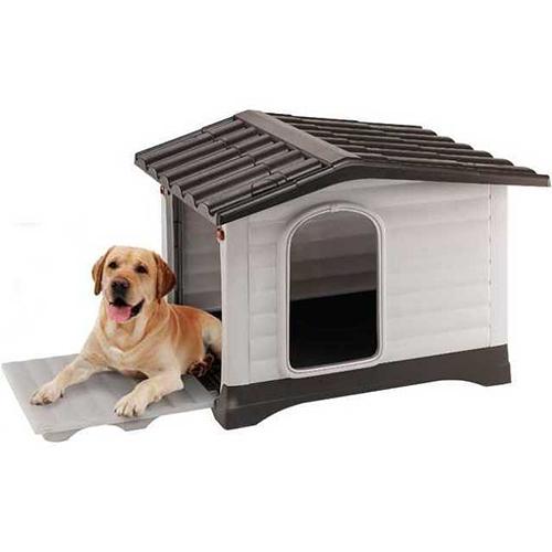 Ferplast Dog Villa 90 Plastik Kulübe