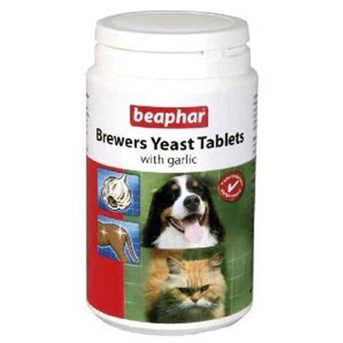 Beaphar Brewers Yeast Sarımsaklı Tablet 250 Tablet