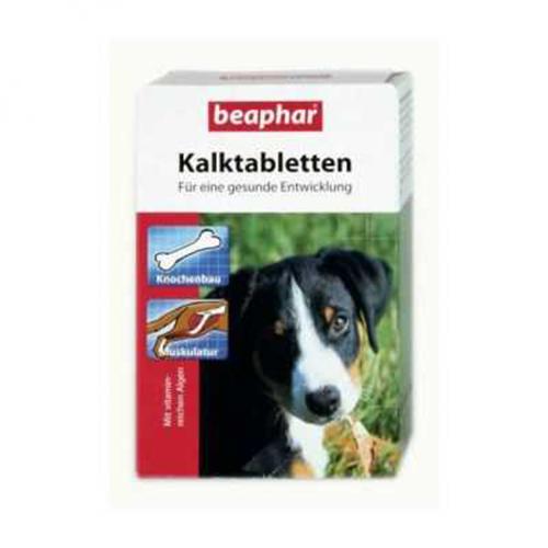 Beaphar Kalsiyum Tablet (Calcium Tablet) 180 Adet - 108 Gr